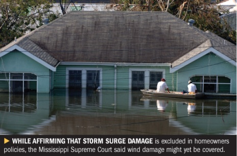 Usaa water damage coverage